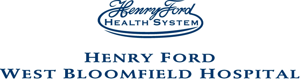 Henry Ford West Bloomfield logo