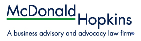 McDonald Hopkins Logo